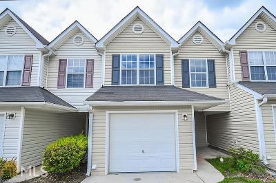 Cobb County Condo/Townhouse New: 6838 Gallant Cir #3