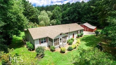 Paulding County Single Family Home For Sale: 5729 Mulberry Rock Rd