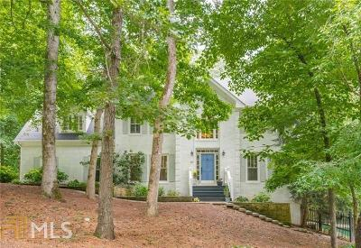 Alpharetta Single Family Home New: 970 Steeplechase Rd