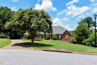 Roswell Single Family Home New: 1090 Saddle Lake Court