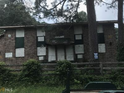 Fulton County Multi Family Home New: 150 Fairfield Pl
