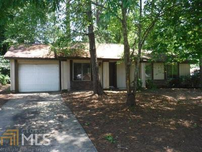 Clayton County Single Family Home New: 8952 Gatewood Cir
