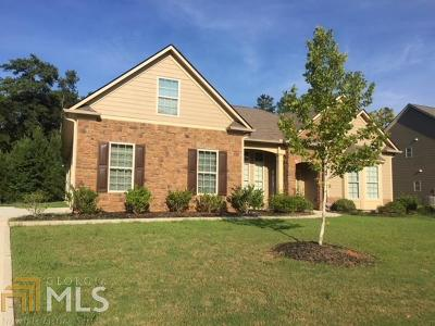 Conyers GA Single Family Home New: $255,000