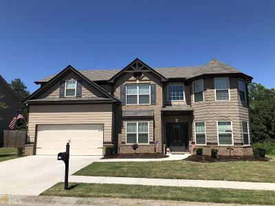 Braselton Single Family Home For Sale: 125 Franklin St