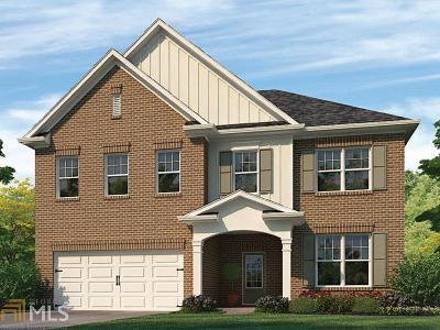 Buford Single Family Home New: 4399 Mantova Dr
