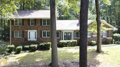 Kennesaw Single Family Home New: 2090 Acworth Due West Road