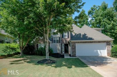Kennesaw Single Family Home New: 2849 Cressington Bend