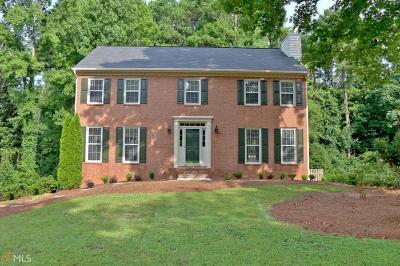 Peachtree City Single Family Home New: 115 Haven Ridge