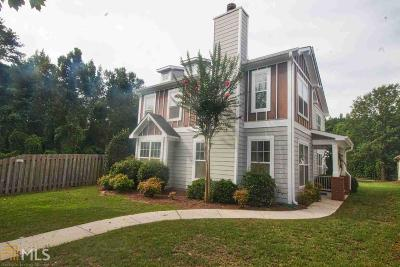 Fulton County Single Family Home New: 7828 The Lakes Pt