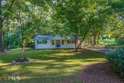 Newnan Single Family Home New: 97 George Coggins Rd