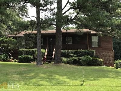 Cobb County Single Family Home New: 5695 Hiram Lithia Springs Rd