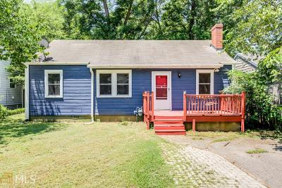 Dekalb County Single Family Home New: 264 Sisson Ave