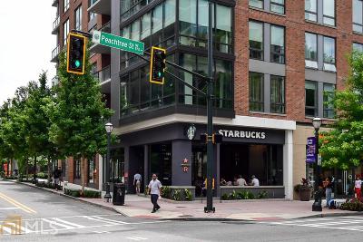 Atlanta Condo/Townhouse New: 878 Peachtree St #530