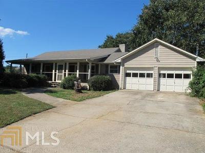 Henry County Single Family Home New: 123 John Elliott Rd #Lot 2