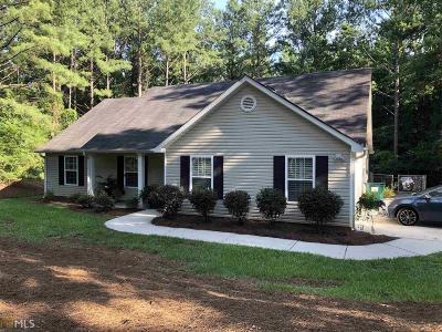 Newnan Single Family Home New: 218 Sanders Davis Rd