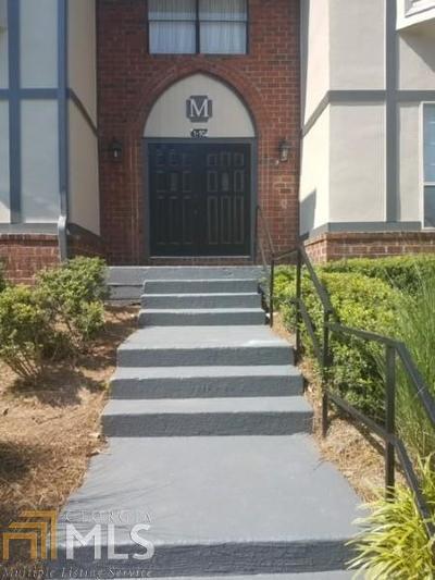 Atlanta Condo/Townhouse New: 6851 Roswell