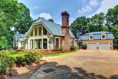 Atlanta Single Family Home New: 9185 Huntcliff