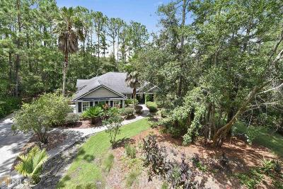 Woodbine Single Family Home Under Contract: 450 Harbor View Dr