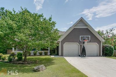 Gwinnett County Single Family Home New: 2186 Meadow Valley Cir