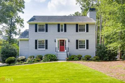 Marietta Single Family Home New: 3168 Sewell Mill Road