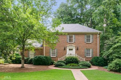 Atlanta Single Family Home New: 5589 Glenrich