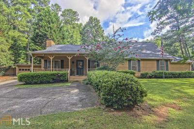 Alpharetta Single Family Home New: 160 Summerfield Dr