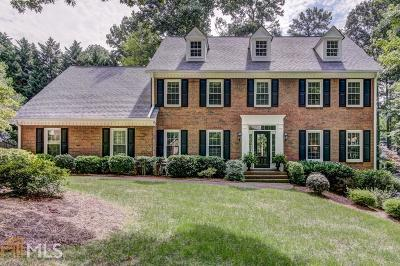 Marietta Single Family Home New: 2766 Lawrence Mill Run