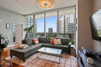 Atlanta Condo/Townhouse New: 1080 Peachtree St #1312