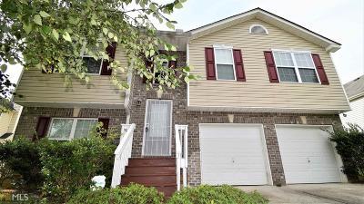 Clayton County Single Family Home New: 1539 Marceau
