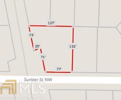Atlanta Single Family Home New: 1911 Sumter Street NW