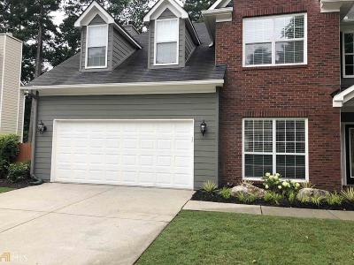 Gwinnett County Single Family Home New: 1082 Adah