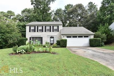 Gwinnett County Single Family Home New: 1771 Surrey Hill Cir