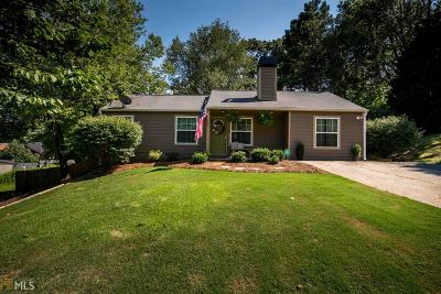 Woodstock Single Family Home New: 164 Apple Valley Drive