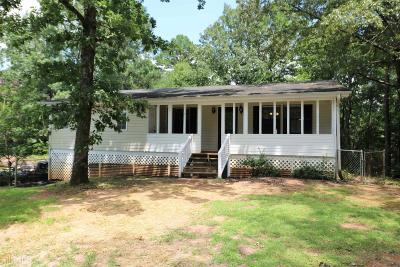 Dawsonville Single Family Home Under Contract: 46 Spring Branch