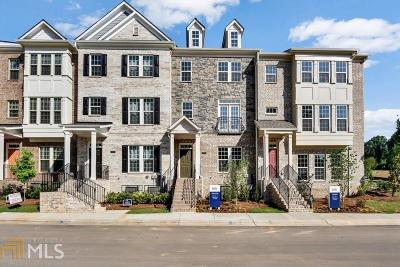 Dekalb County Condo/Townhouse New: 2161 Rock Creek Park