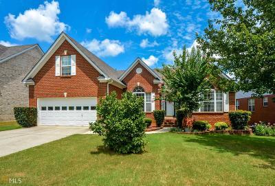 Gwinnett County Single Family Home New: 1050 Chandler Ridge Dr