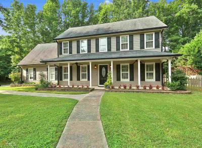 Peachtree City Single Family Home New: 917 Huntington
