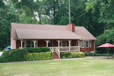 Woodstock Single Family Home New: 502 Little River Court