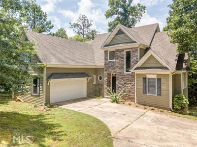 Pickens County Single Family Home Under Contract: 192 Snaffle Bit Trl