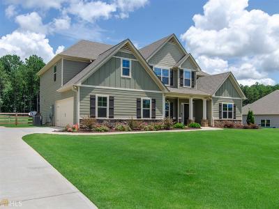 Senoia Single Family Home Contingent With Kickout: 114 Springdale Estates Dr
