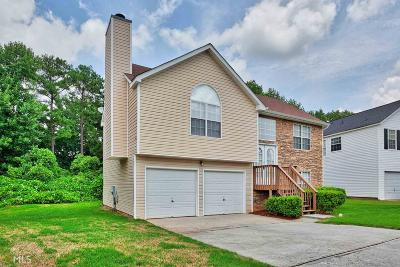 Clayton County Single Family Home New: 6156 Crooked Creek Dr #25