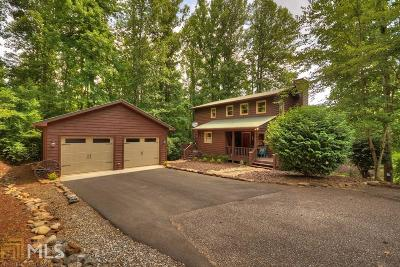Blairsville Single Family Home Under Contract: 712 Ivy Bend