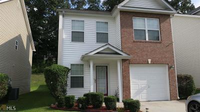Atlanta Single Family Home New: 459 Thistle Cove #10