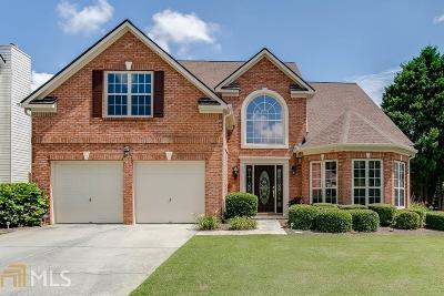 Gwinnett County Single Family Home New: 1474 Adair Hill Ct