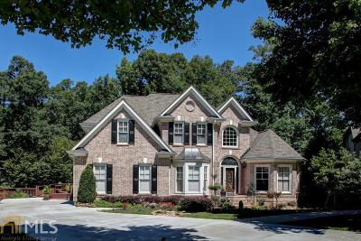 Kennesaw Single Family Home New: 4883 Registry Lane Lane
