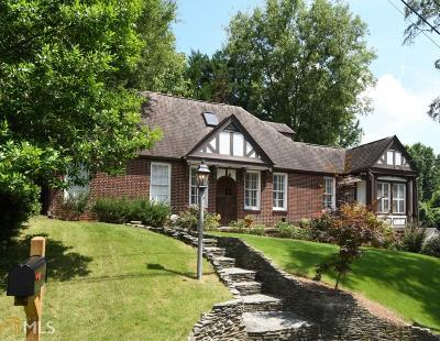 Peachtree Hills Single Family Home For Sale: 2185 Willow Ave