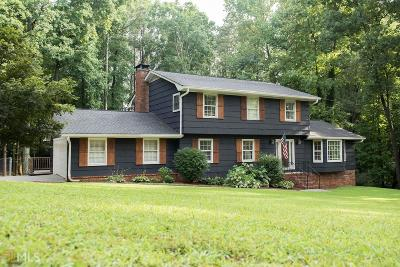 Dekalb County Single Family Home New: 4989 Mountclaire Rd