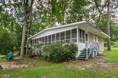 Buckhead, Eatonton, Milledgeville Single Family Home For Sale: 343 SW Shelton Dr