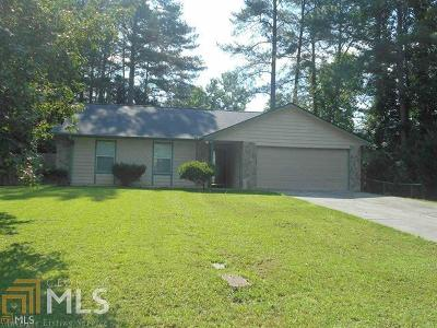 Clayton County Single Family Home New: 10850 Starling Trl #66