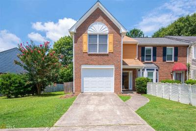 Clayton County Condo/Townhouse New: 8055 Woodlake Dr
